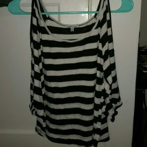 Cute top from Charlotte Russe!